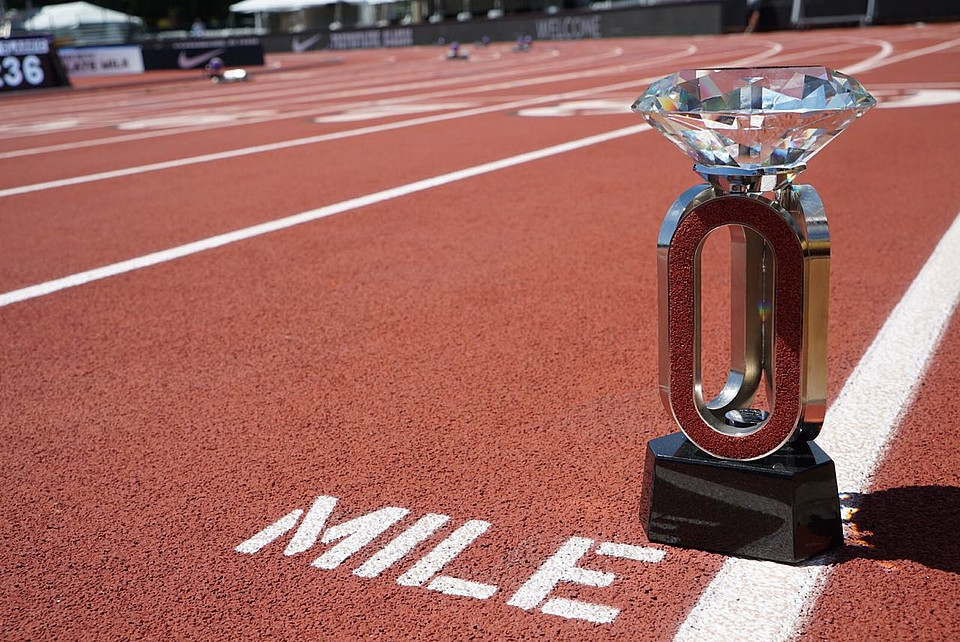 Diamond League Trophy - Prefontaine Classic - Photo by Matthew Quine
