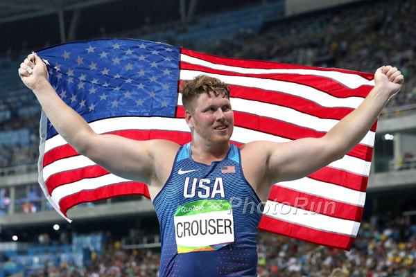 Ryan Crouser - 2016 Olympic Games - PhotoRun.net